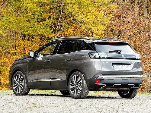 В Украине стартуют продажи уникального 300-сильного гибрида Peugeot 3008 PHEV 4WD - Peugeot
