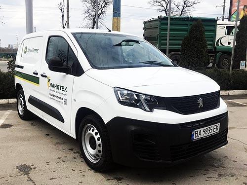 Дилер с/х техники выбрал коммерческие автомобили PEUGEOT для сервисных бригад