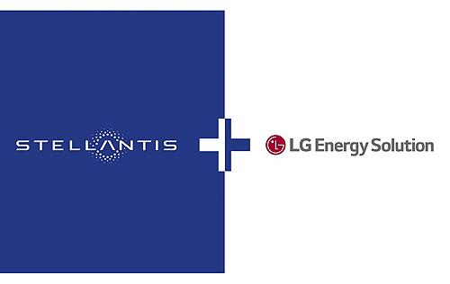 Stellantis и LG Energy Solution создают совместное предприятие по производству литий-ионных батарей