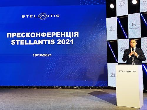 Stellantis ставит рекорды в Украине