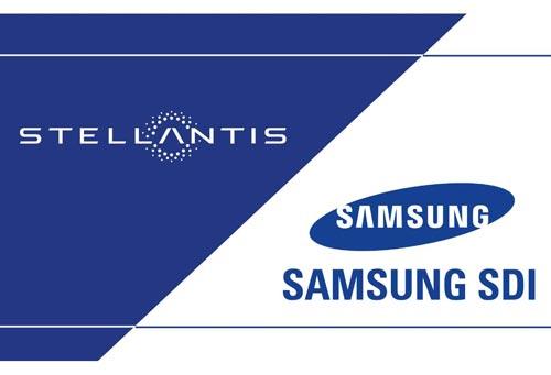 Stellantis совместно с Samsung будут выпускать литий-ионные батареи