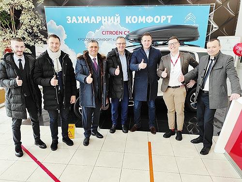 Новый топ-менеджер Stellantis посетил Украину - Stellantis