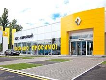На День Независимости дилерский центр Renault проведет выставку спортивной автотехники