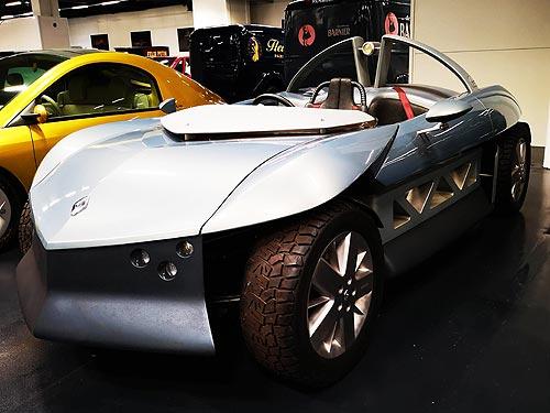 Какие раритеты хранятся в засекреченном Гараже Renault. Наш репортаж - Renault