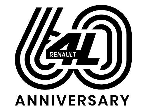 Легендарная модель Renault 4L отмечает 60-летие - Renault