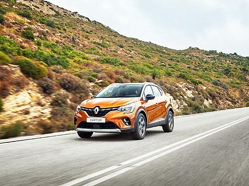 Официальные подробности о новом Renault Captur - Renault