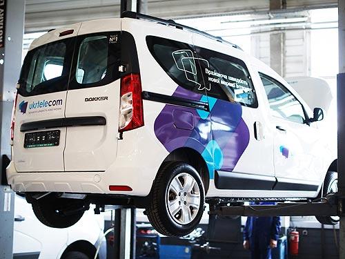 «Укртелеком» закупил крупную партию Renault Dokker - Renault