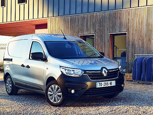 В Украине стартуют продажи нового фургона Renault Express - Renault
