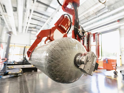 Группа Renault и Faurecia будут сотрудничать в сфере систем хранения водорода