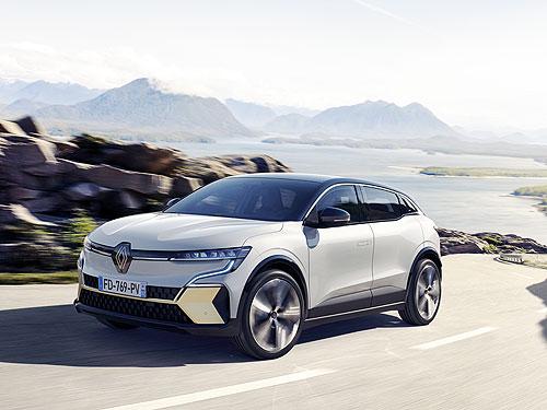 Состоялась мировая премьера Renault Megane E-Tech. Каким будет новый электромобиль - Renault