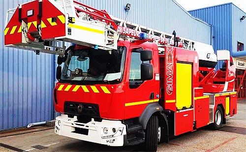 Украина закупит новые пожарные авто на 300 млн. евро