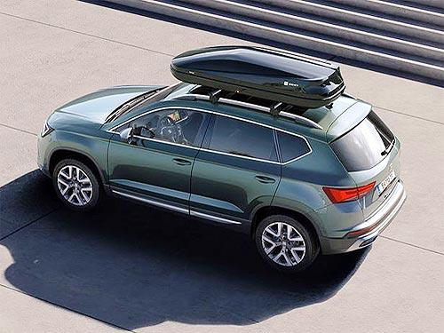 Обновленный SEAT Ateca 2021 года доступен с выгодой -40 000 грн. - SEAT