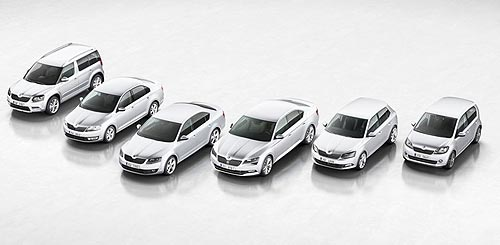 Skoda назвали самой надежной маркой автомобилей - Skoda
