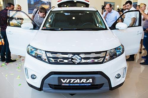 В Харькове открылся новый концептуальный автосалон Suzuki - Suzuki