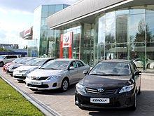 Тойота Центр Киев «Автосамит» подтверждает лидерство