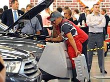 Специалисты Тойота Центр Киев «Автосамит» приняли участие в конкурсе мастерства Toyota