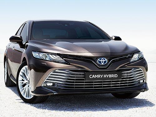 Как работает гибридная система Toyota Hybrid