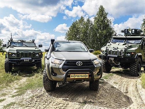 В Украине представили потенциальную замену армейским УАЗам - УАЗ