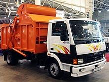 Осенью грузовики TATA и автобусы ЗАЗ активизировались украинском рынке - TATA