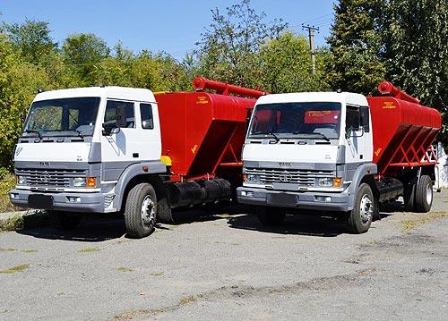 Осенью грузовики TATA и автобусы ЗАЗ активизировались украинском рынке