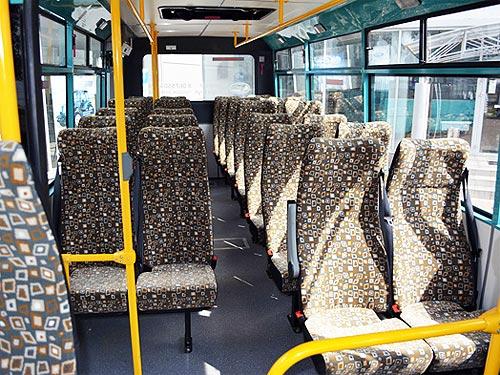 На лимитированную серию пригородных автобусов ЗАЗ А07А12 действуют специальные цены - ЗАЗ