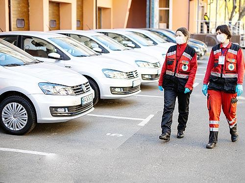 Прежде всего люди. Как Volkswagen в Украине помогает медикам во время карантина