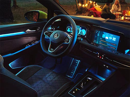 В Украине объявлены цены на новый Volkswagen Golf - Volkswagen