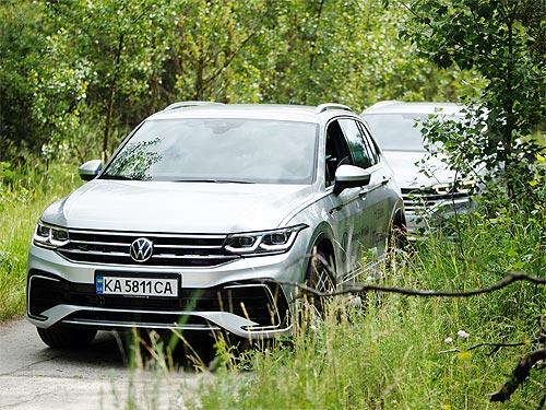 Атлант-М провел Volkswagen Weekend и представил все новинки года - Volkswagen
