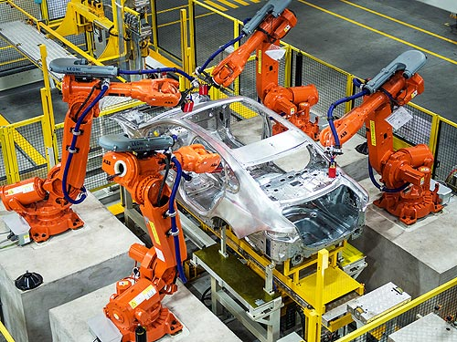 Как делают Land Rover в Китае. Репортаж с завода