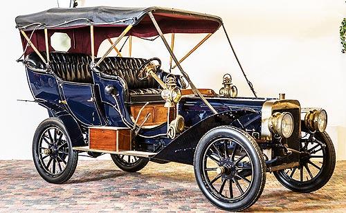 С аукциона продана самая большая в мире частная коллекция классических Ford - Ford