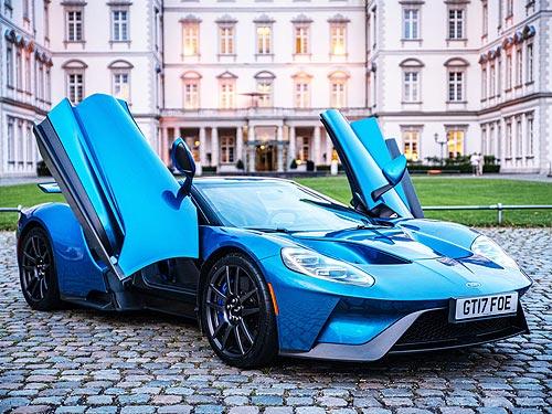 Тест-драйв Ford GT: До и после трехсот