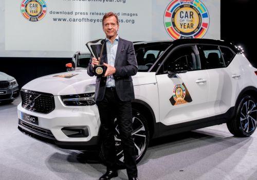 Какой автомобиль получил титул Car of the Year 2018 - автомобиль года