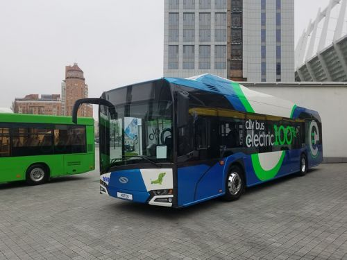 Solaris задает новый тренд и готовит школьный электробус