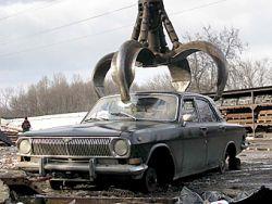 В Киеве обнаружили 631 брошенный автомобиль - парк