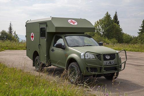 Богдан 2251 начали эксплуатировать в  горных условиях