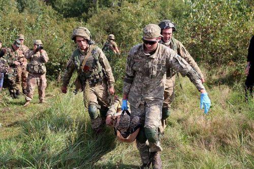 Богдан 2251 принял участие в учениях НАТО - Богдан