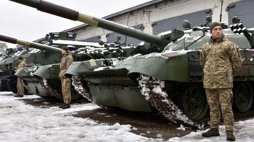 Сколько и какой военной техники передали украинской армии - воен