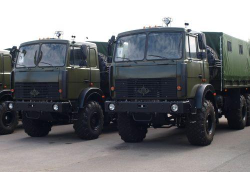 В ВСУ передали очередную партию Богдан 6317
