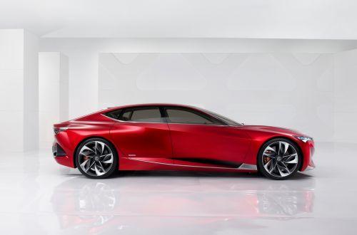 Acura вернет в линейку кроссовер-купе ZDX - Acura