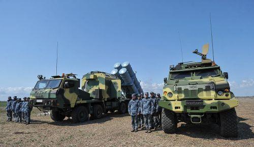 """В ракетном комплексе береговой охраны """"Нептун"""" хотят заменить шасси КрАЗ на Tatra"""