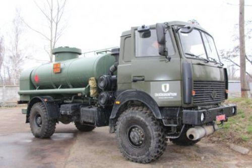 В Украине разработали топливозаправщик для замены Уралов в ВСУ