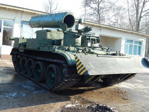 Львовский бронетанковый завод представил еще одну новинку