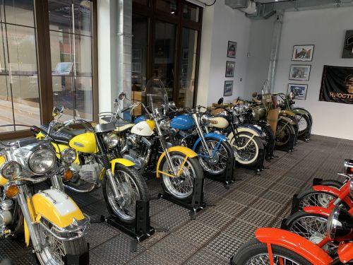 Что можно посмотреть в Музее Harley-Davidson Kyiv - Harley-Davidson