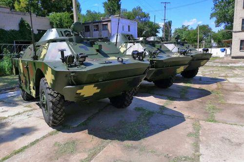Николаевский бронетанковый завод передал в армию более 400 боевых машин