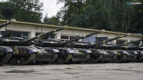 В Украине еще один завод наладил модернизацию танков Т-64 образца 2017 года
