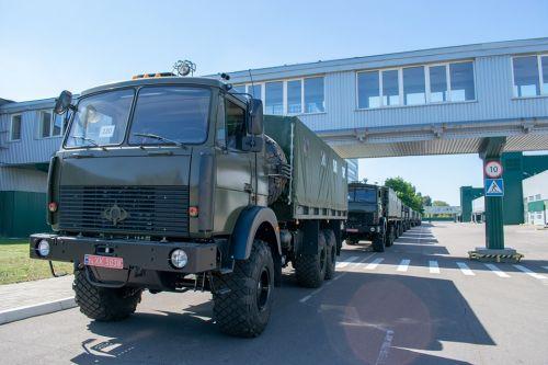Черкасский завод поставил для ВСУ крупную партию армейских грузовиков