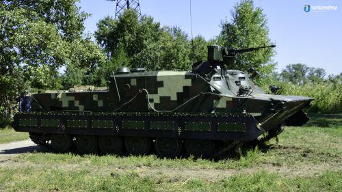 В Украине наладили модернизацию БТР-50. Что поменялось