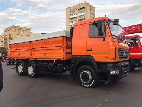 В сентябре украинский рынок грузовиков начал расти рекордными темпами