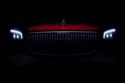 Mercedes-Benz интригует внедорожником Maybach - Maybach