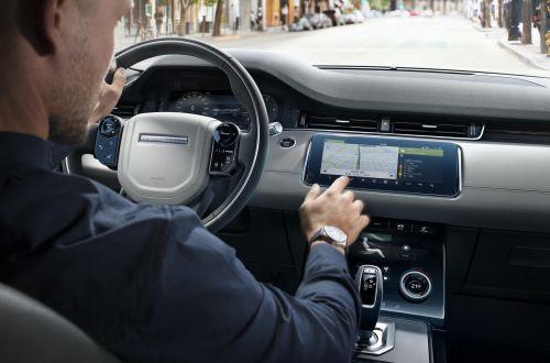Новые машины Jaguar Land Rover будут обновляться «по воздуху»